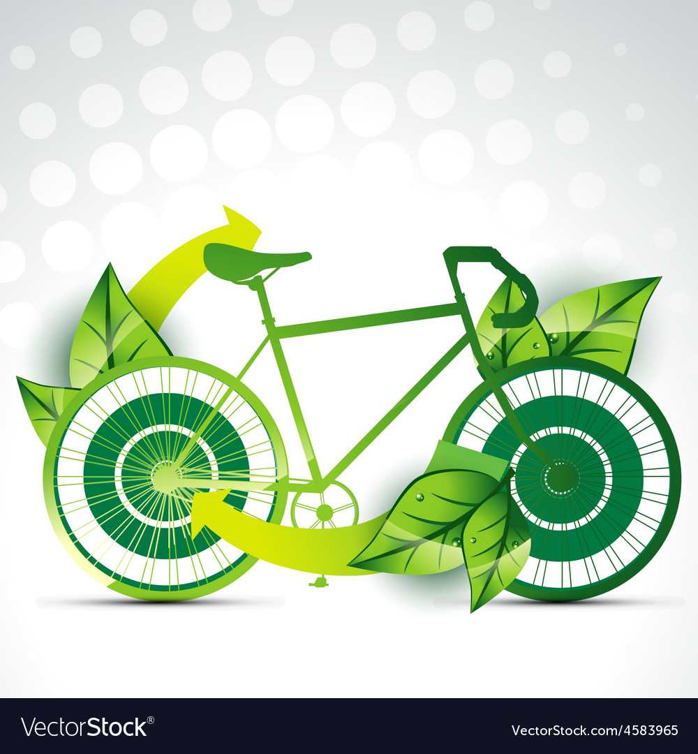 Cycle background vector | Price: 1 Credit (USD $1)