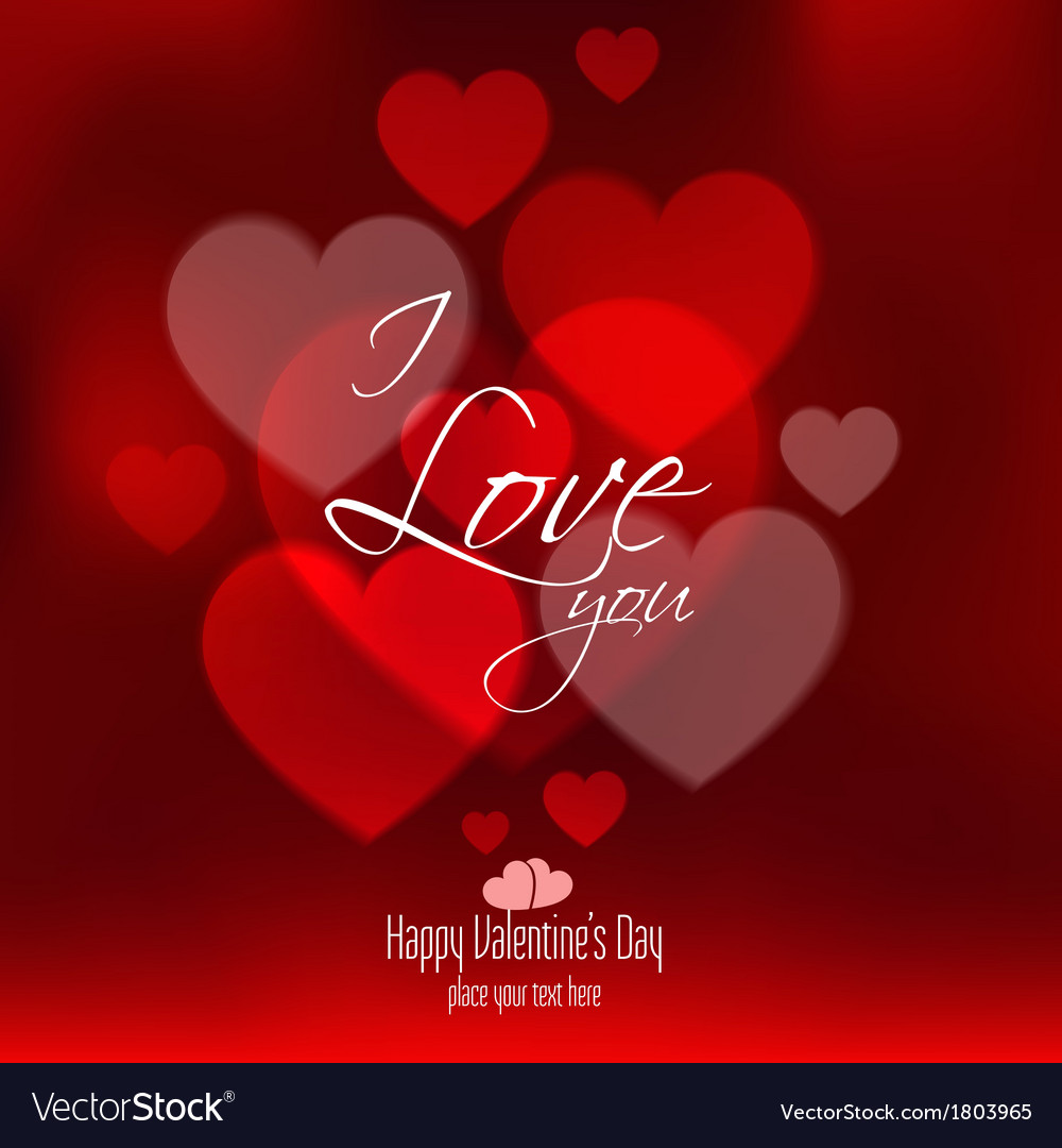 Valentine card 4 vector | Price: 1 Credit (USD $1)