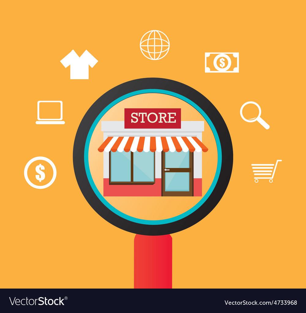 Shopping design vector   Price: 1 Credit (USD $1)