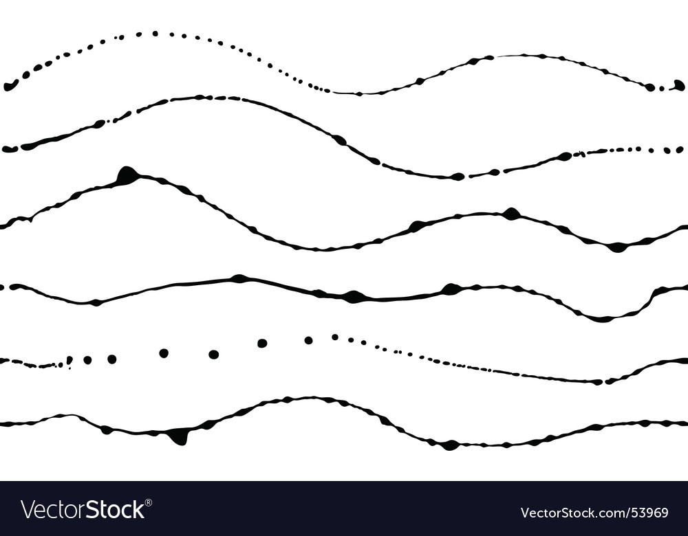 Ink trail vector | Price: 1 Credit (USD $1)