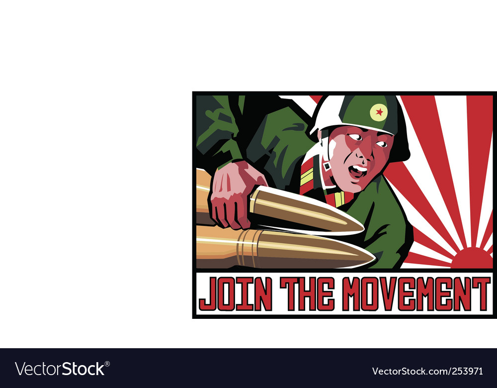 Join the movement vector | Price: 3 Credit (USD $3)