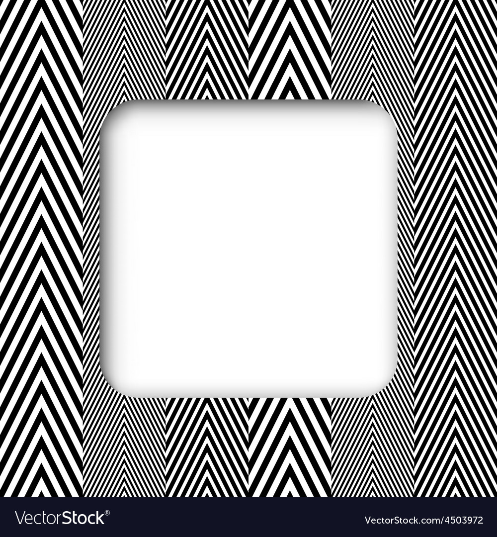 Abstract black and white herringbone fabric style vector | Price: 1 Credit (USD $1)