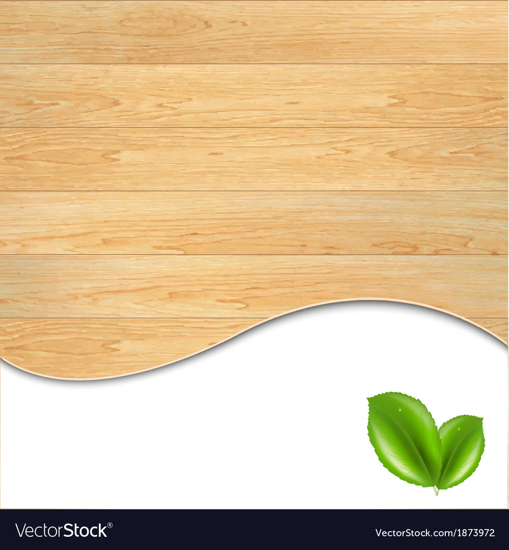 Wooden poster vector | Price: 1 Credit (USD $1)