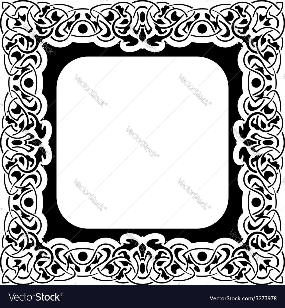 Black frame vector   Price: 1 Credit (USD $1)