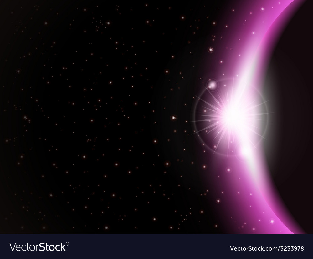 Space background vector | Price: 1 Credit (USD $1)