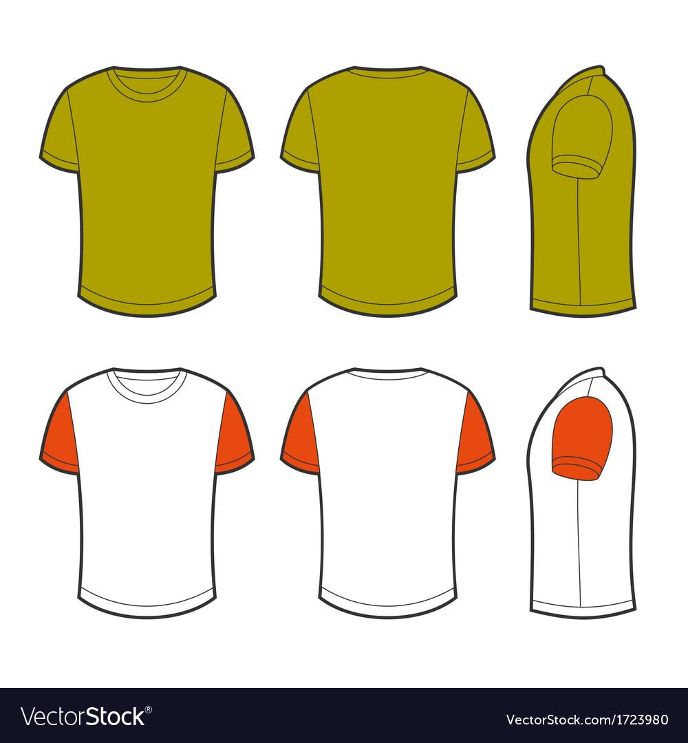 Blank t-shirt vector | Price: 1 Credit (USD $1)
