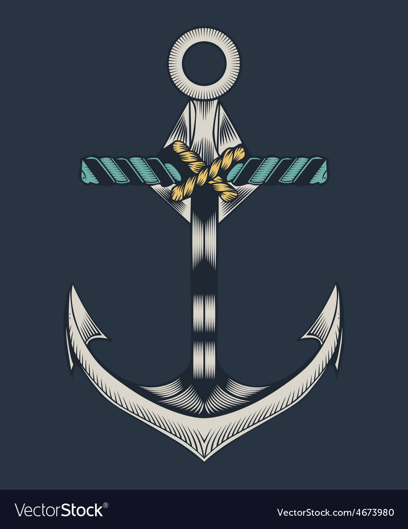 It is a metal ship anchor vector   Price: 3 Credit (USD $3)