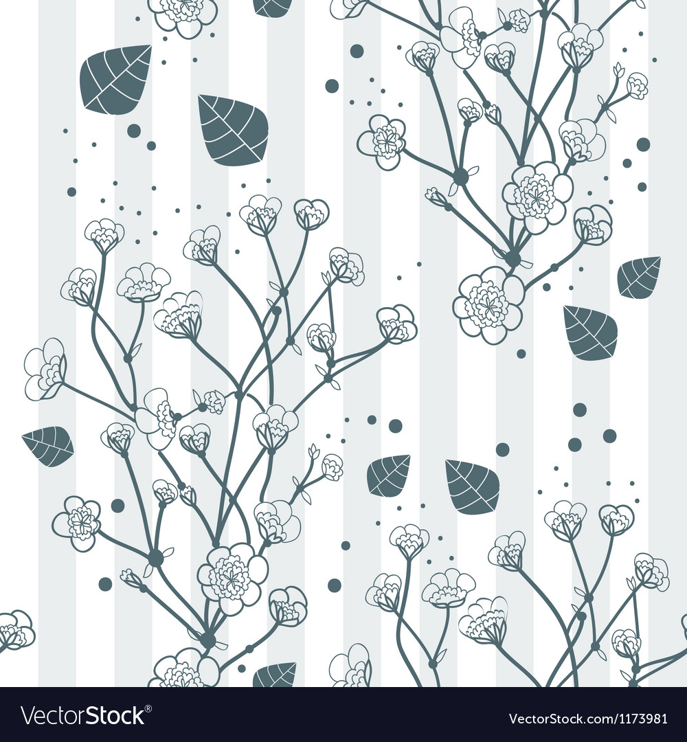 Seamless natural background vector | Price: 1 Credit (USD $1)