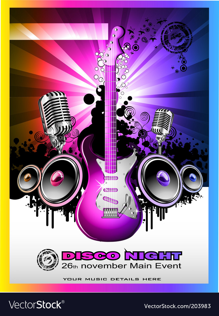 Event background vector | Price: 3 Credit (USD $3)