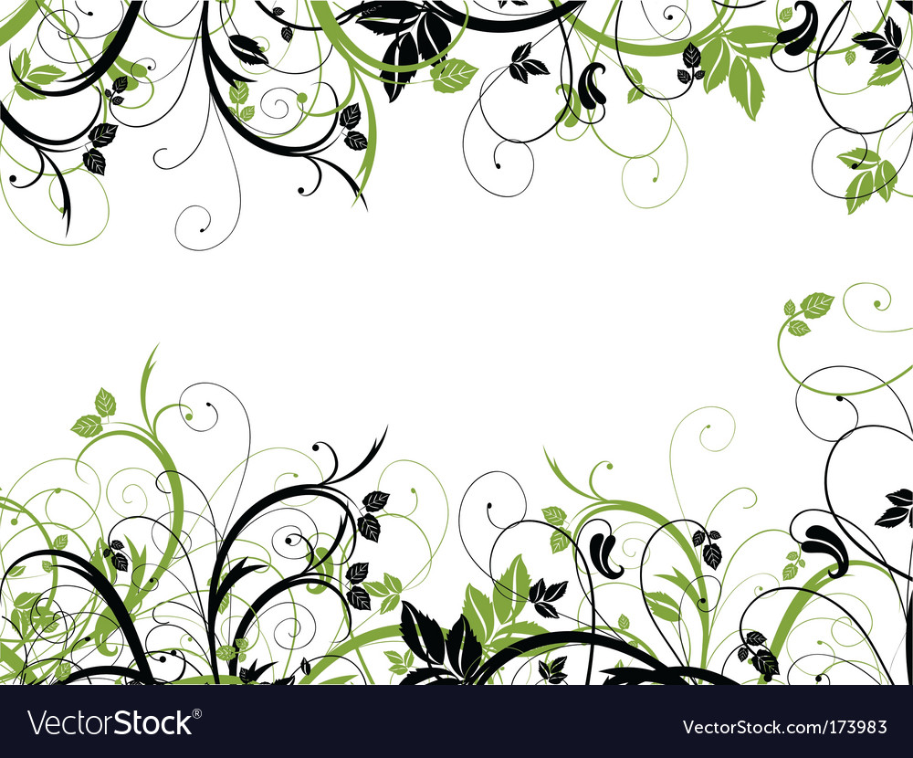 Floral chaos vector | Price: 1 Credit (USD $1)