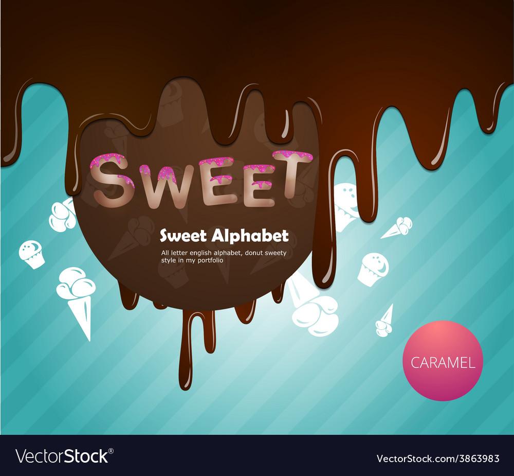 Sweet alphabet vector   Price: 1 Credit (USD $1)