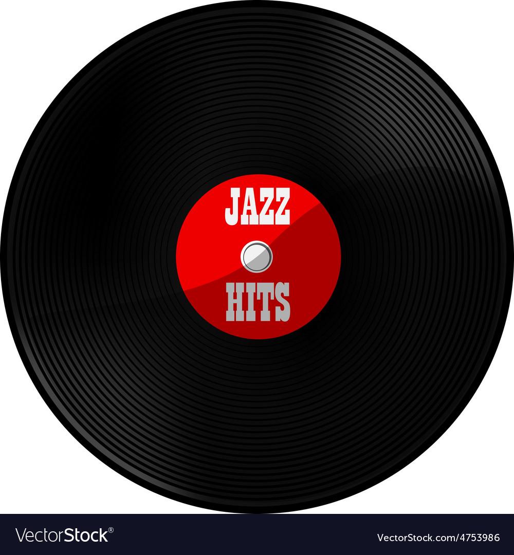 Jazz hits vector | Price: 1 Credit (USD $1)