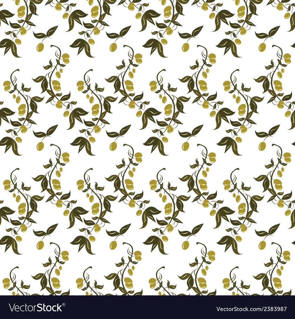 Green olives vector | Price: 1 Credit (USD $1)
