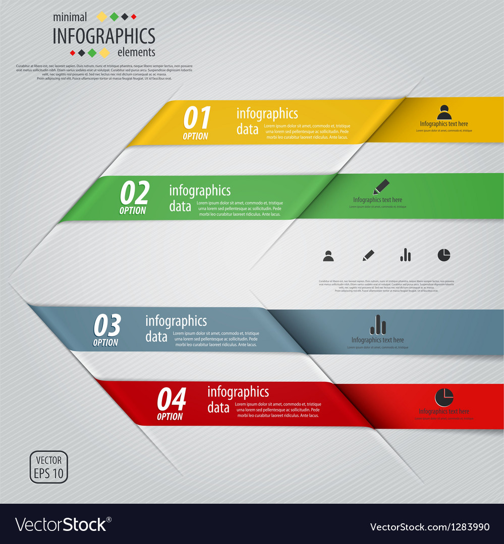Infographics design 3 vector | Price: 1 Credit (USD $1)
