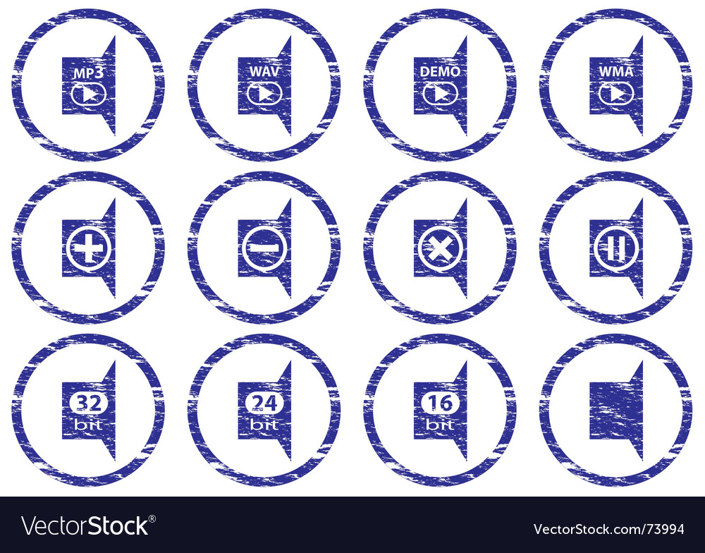Gadget icons vector | Price: 1 Credit (USD $1)
