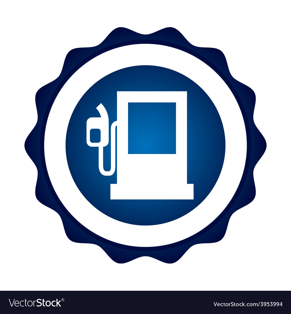 Gasoline icon vector   Price: 1 Credit (USD $1)