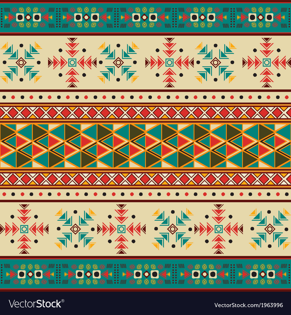 Navajo pattern vector | Price: 1 Credit (USD $1)