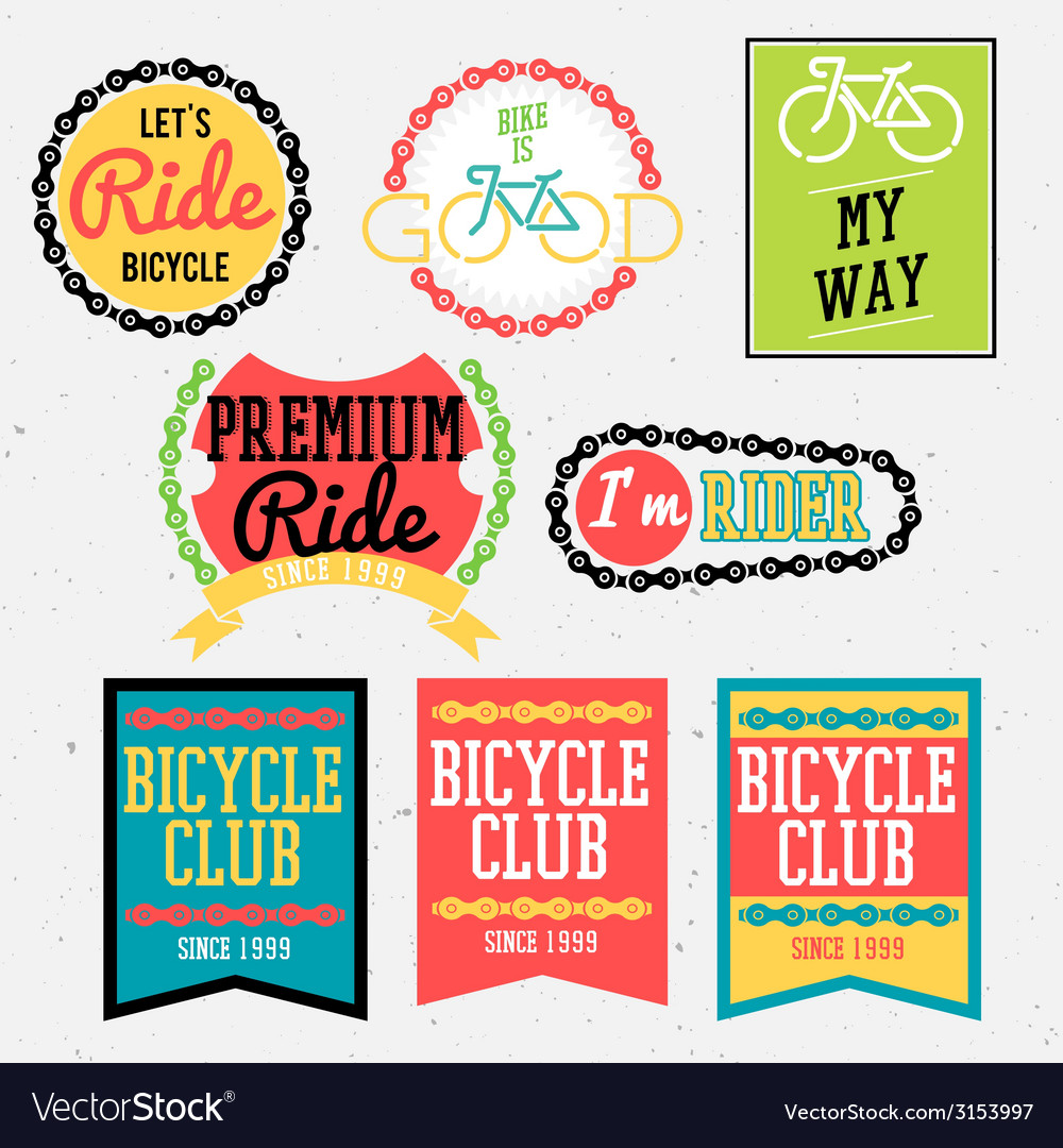 Bicycle club color vector | Price: 1 Credit (USD $1)