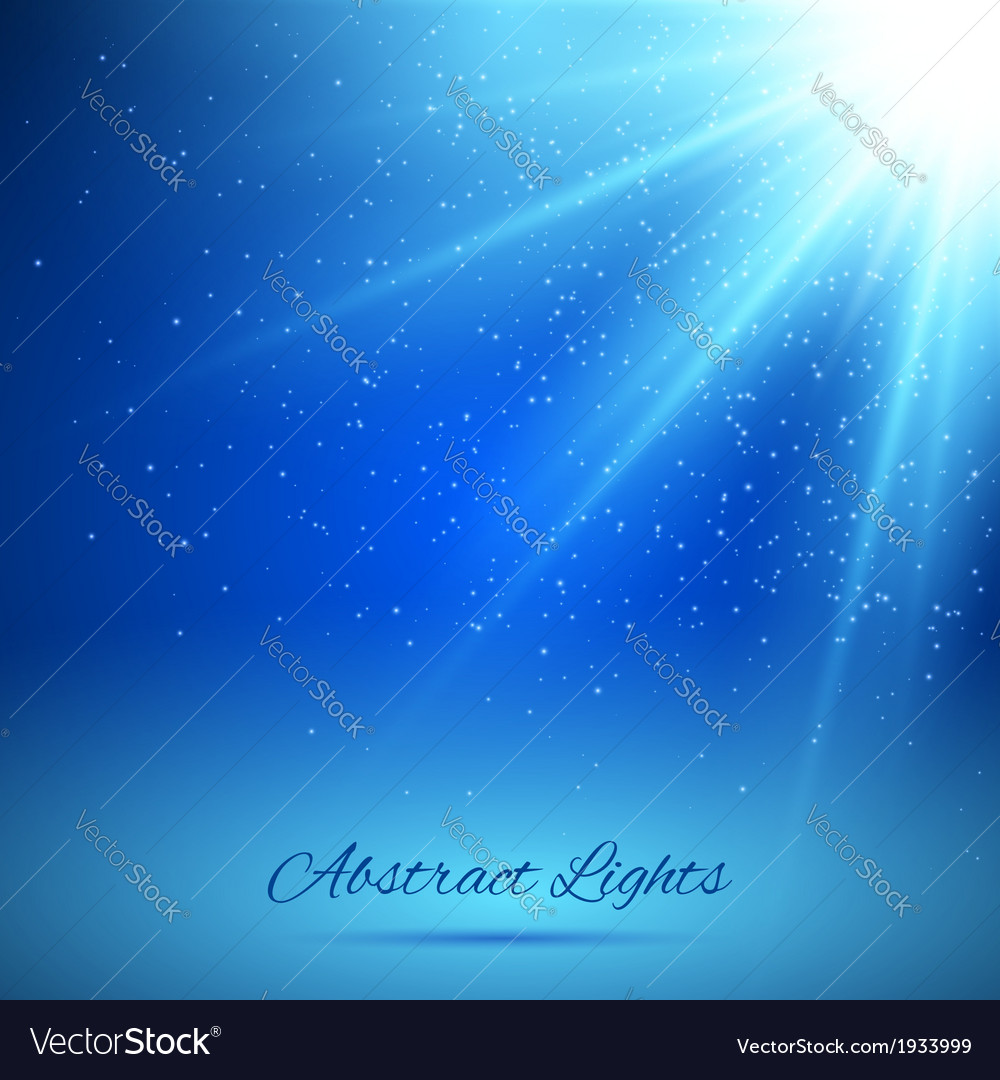 Abstract background with rays of light vector | Price: 1 Credit (USD $1)