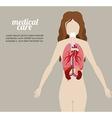 Body healthy desing llustration vector