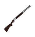 Skeet rifle vector