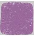 Border violet paint texture vector