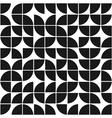Seamless modern wallpaper pattern vector