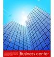 Business center vector