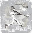 Baseball hit vector
