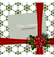 Beautiful christmas card vector