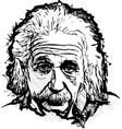 Albert einstein vector