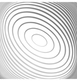 Design monochrome whirl circular background vector