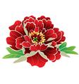 Mutanhua flower vector
