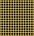Golden bars on a black background vector