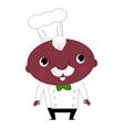 Cook cartoon vector