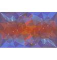 Triangular deepcolor texture vector