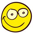 Smiley doodle 03 vector