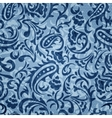 Seamless pattern  paisley colorful background vector