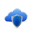 Protected cloud service vector