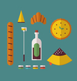 French food vector