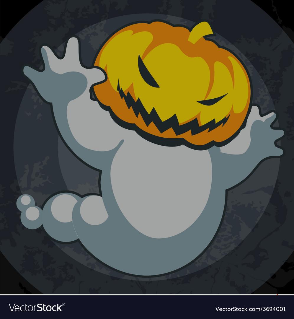 Halloween spooky jack vector | Price: 1 Credit (USD $1)