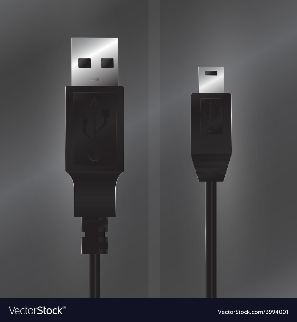 Usb vector | Price: 1 Credit (USD $1)