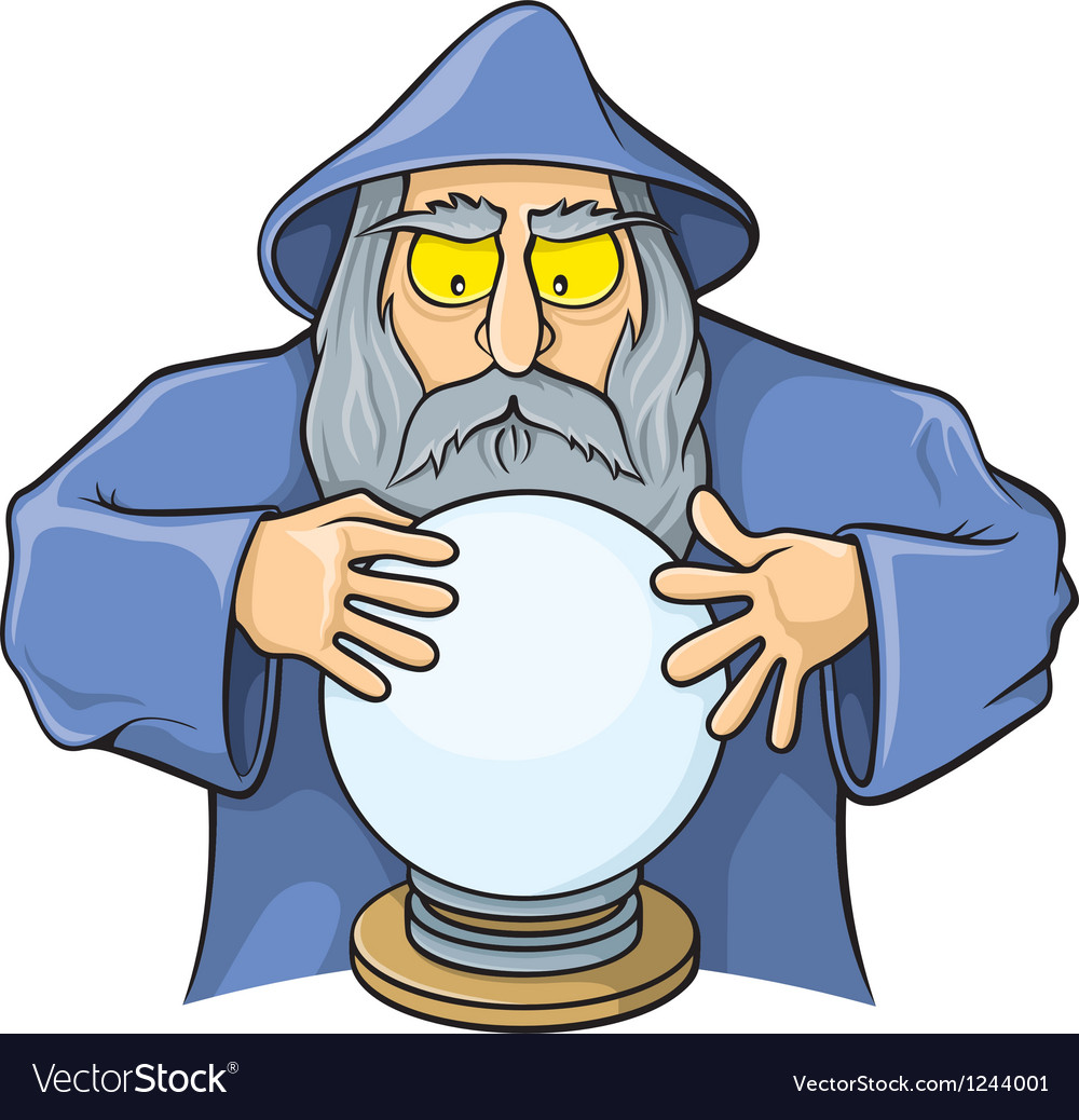Wizard ball vector | Price: 1 Credit (USD $1)