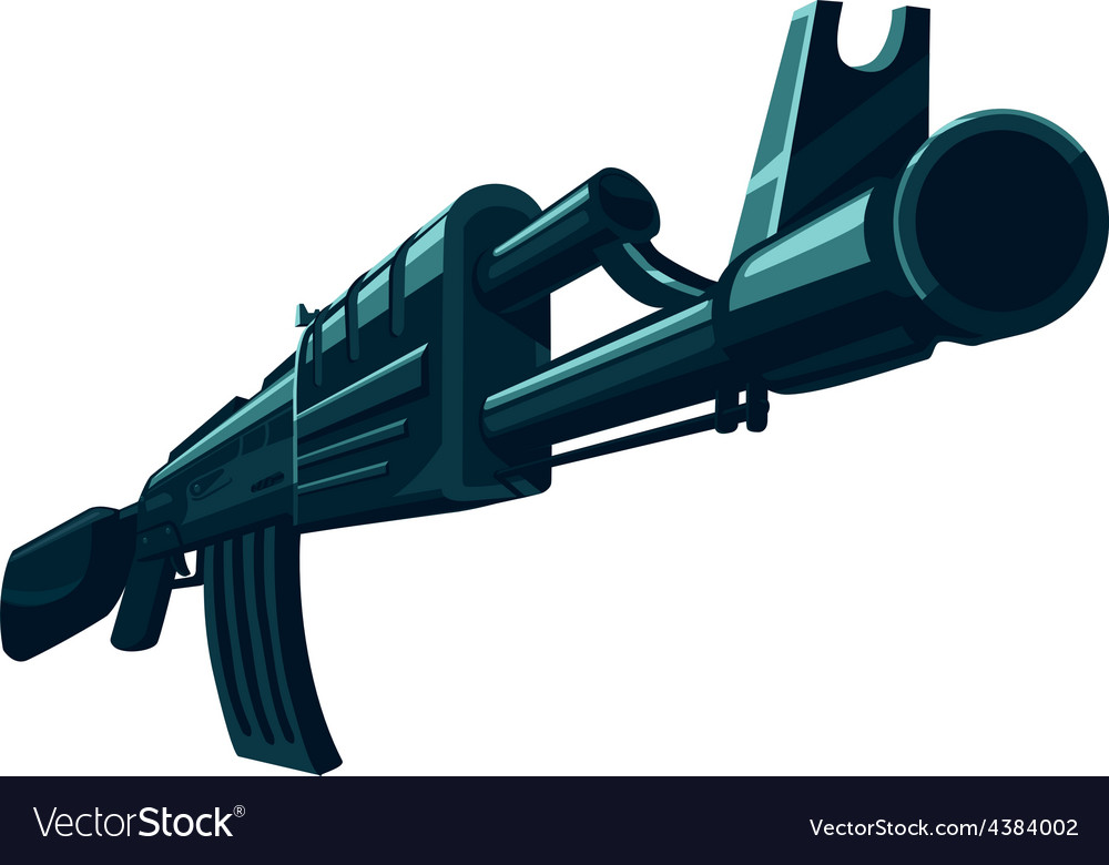 The automatic weapon vector | Price: 3 Credit (USD $3)