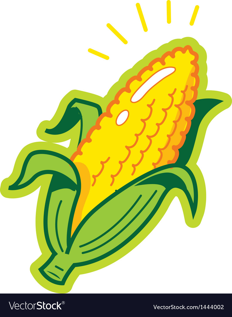 Corn vector | Price: 1 Credit (USD $1)