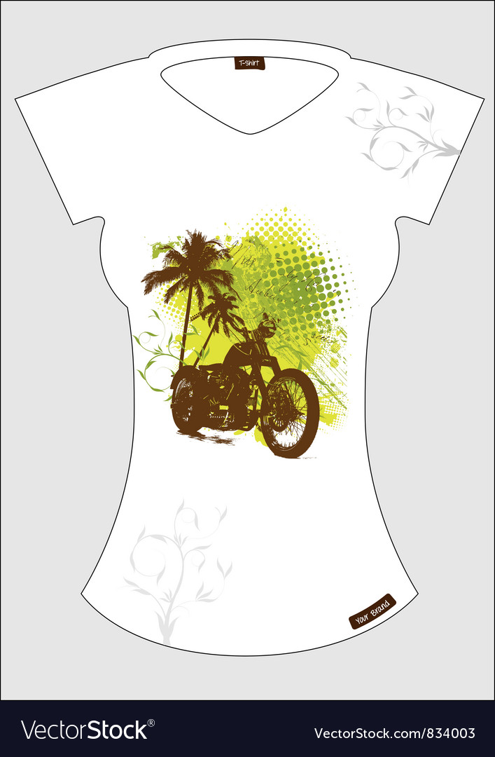 Abstract t-shirt vector | Price: 1 Credit (USD $1)