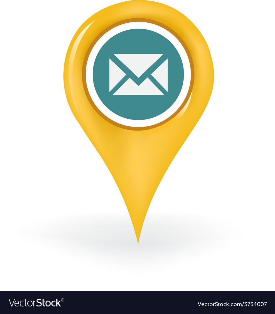 Post location vector | Price: 1 Credit (USD $1)
