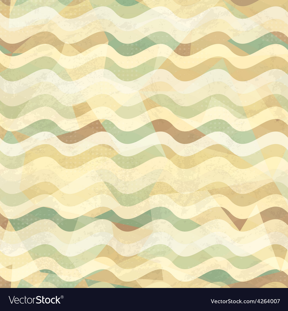 Sand seamless pattern with grunge effect vector | Price: 1 Credit (USD $1)