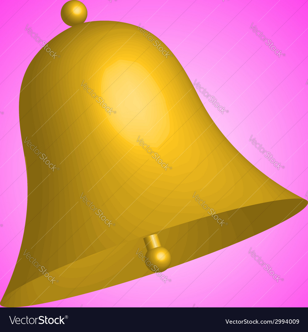 Bell vector | Price: 1 Credit (USD $1)