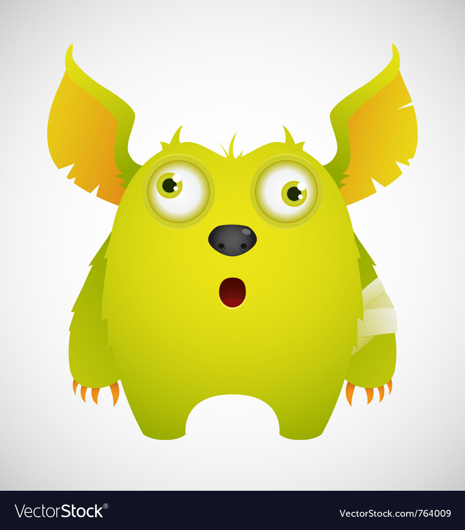 Monster vector | Price: 3 Credit (USD $3)